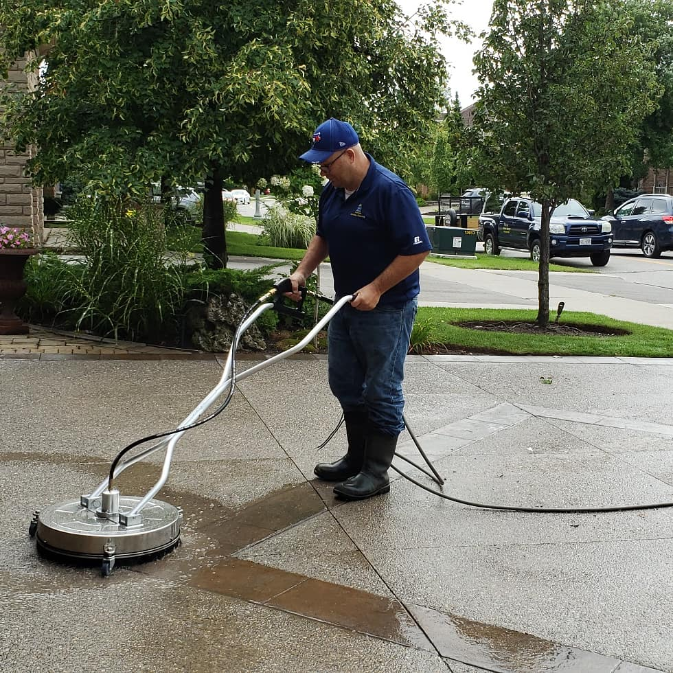 pressure washing oakville