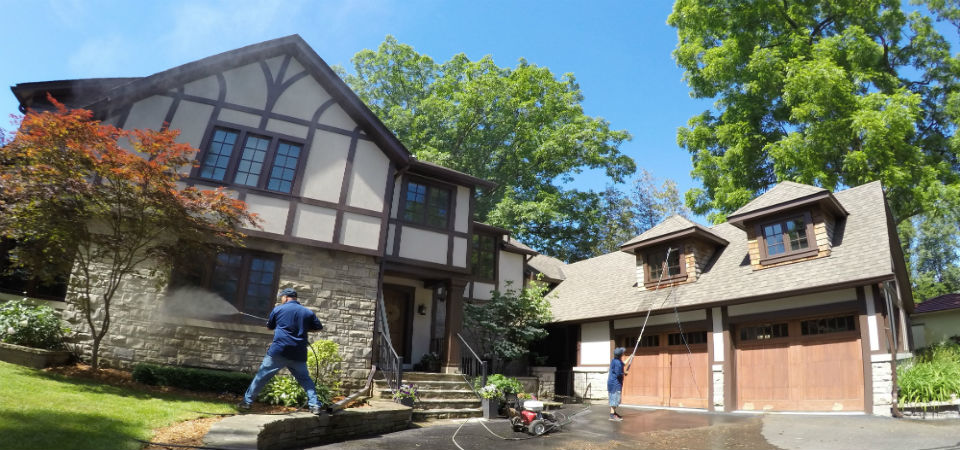 pressure washing oakville